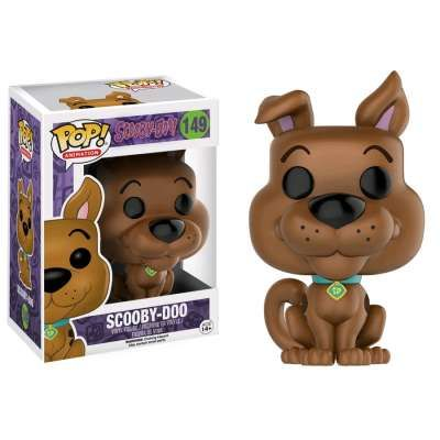 Scooby Doo - Scooby Doo Pop! Vinyl Figure (Pre Order - Due End of October 2016)