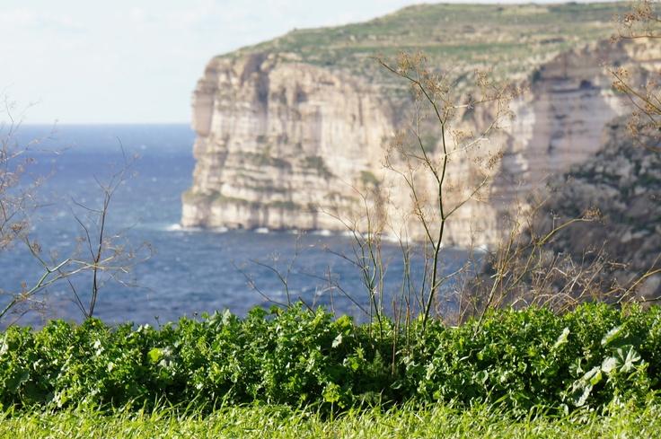 mike and jess in malta: Gozo in December