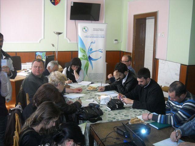 OZUN județul COVASNA – Seminar local pentru formare de formatori, educație ecologică