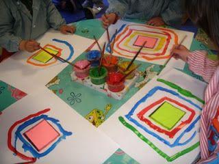 GRAFISME I CREATIVITAT Recull d'activitats adreçades a P3