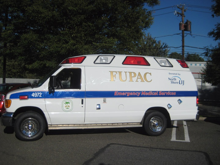 North Shore-LIJ donates ambulance to the Foundation for Community Assistance (FUPAC), which provides services such as #medical assistance in the Dominican Republic.