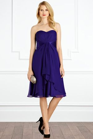 Michegan short bridesmaid dress, raises £3.38 for your charity with Give as you Live