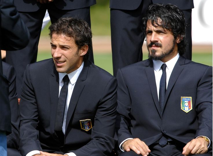 Del Piero & Gattuso
