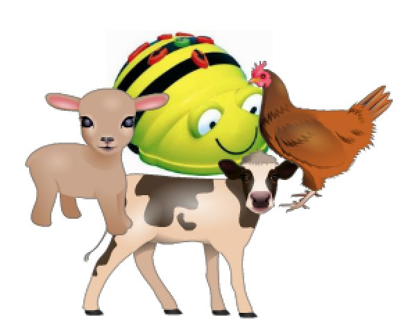 Werk met de Bee Bot waarbij je jonge dieren matcht met hun ouders Leeftijd: 4 – 12 jaar Prijs Bee Bot: € 79,95 Te koop bij ICT Lekisten Prijs Transparante mat: vanaf € 24,95 Te koop bij ICT Leskisten De Bee Bot De Bee Bot is een programmeerbare robot. Wanneer je meer over de werking …