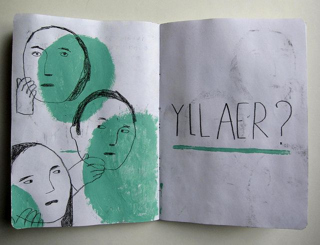 sketchbook project p6 | Flickr - Photo Sharing!
