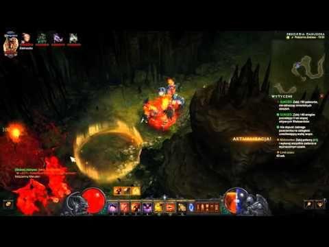 Diablo III 2016 - Sezon VI - Podziemia Maraudera - jak zrobić