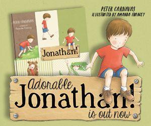 Jonathan by Peter Carnavas/Amanda Francey