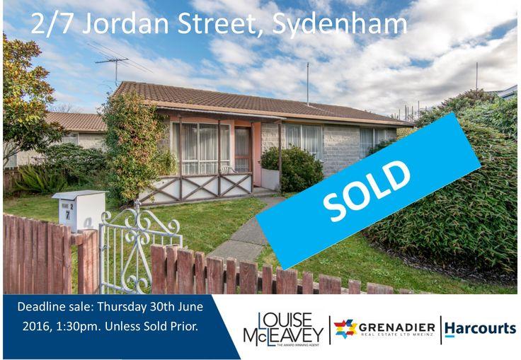 2/7 Jordan Street, Sydenham #Deadline Sale #Multioffer