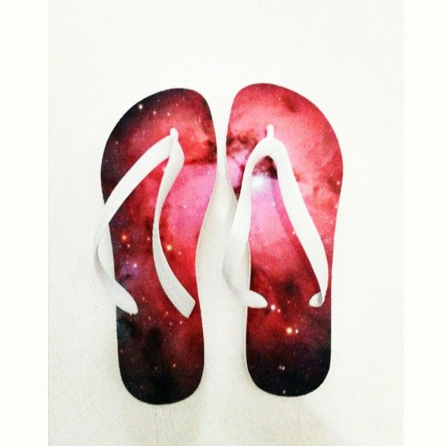Ojotas Galaxy Pink #galaxy #nebula #pink