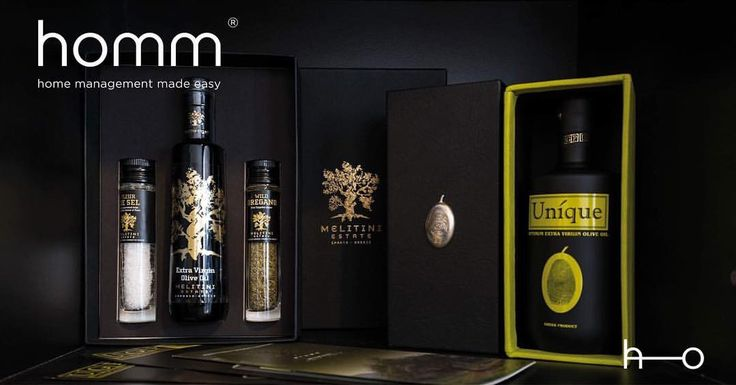 #meletini & #unique #extra #virgin #oliveoil #affiliates #homm #greek #gifts for our #tenants in our #airbnb #apartments