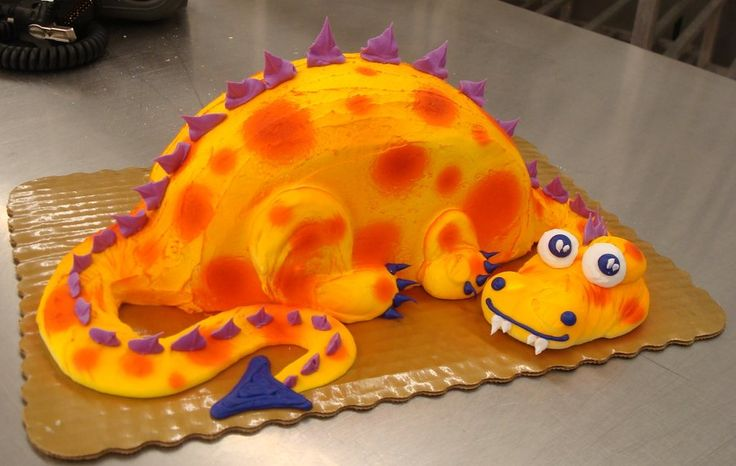 Yellow Birthday Cakes Pinterest
