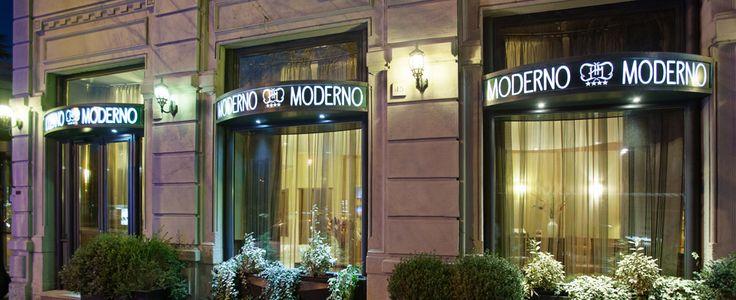 Hotel Moderno Pavia