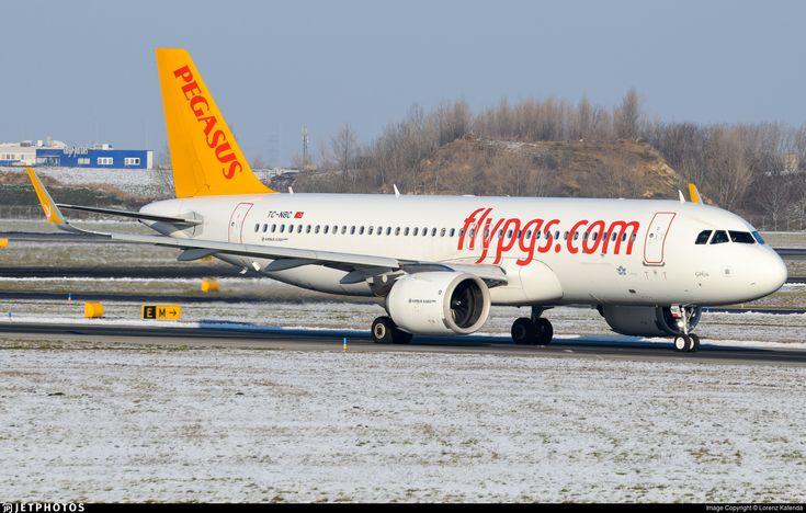 Photo of TC-NBC - Airbus A320-251N - Pegasus Airlines