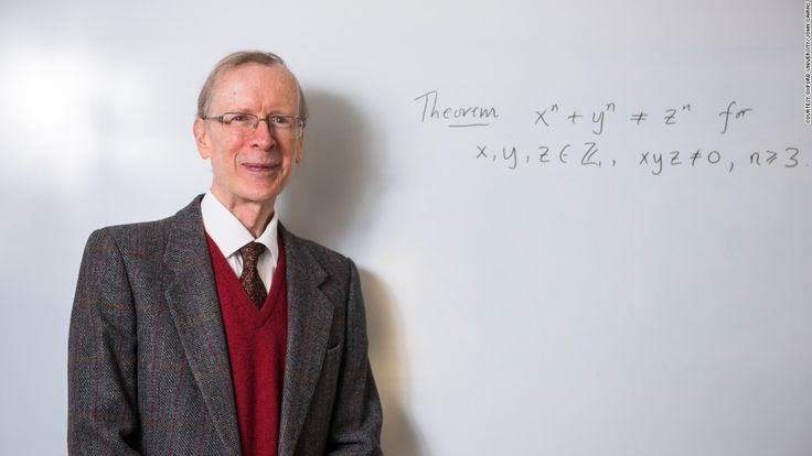 British professor Andrew Wiles wins $700,000 Abel Prize for solving Fermat's Last Theorem.