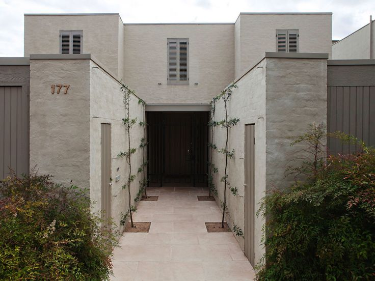 Eco Outdoor La Roche limestone paving used as home front entrance, Eckersley Garden Architecture. Eco Outdoor   livelifeoutdoors   La Roche limestone paving and tiles   Outdoor design   Garden design   Outdoor paving   Outdoor design inspiration   Outdoor style   Outdoor ideas   Garden ideas   Outdoor luxury   Natural stone flooring   Traditional courtyard ideas   Traditional garden ideas   Outdoor furniture   luxury outdoor furniture   Floor tiles   Outdoor tiles
