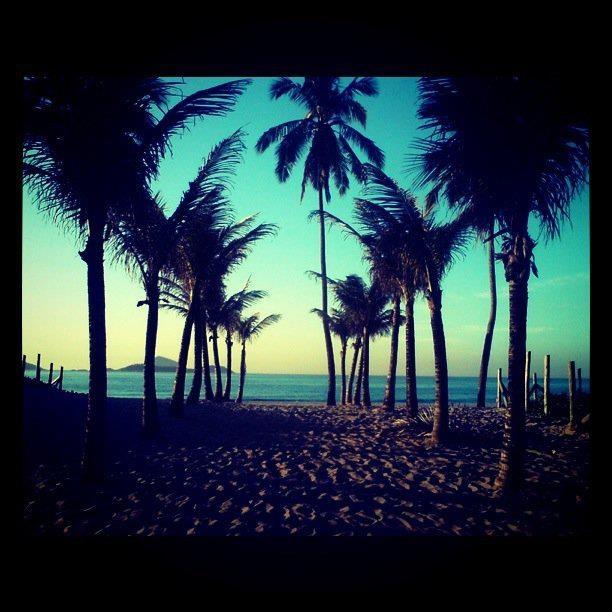 Beautiful Day in Ipanema Beach