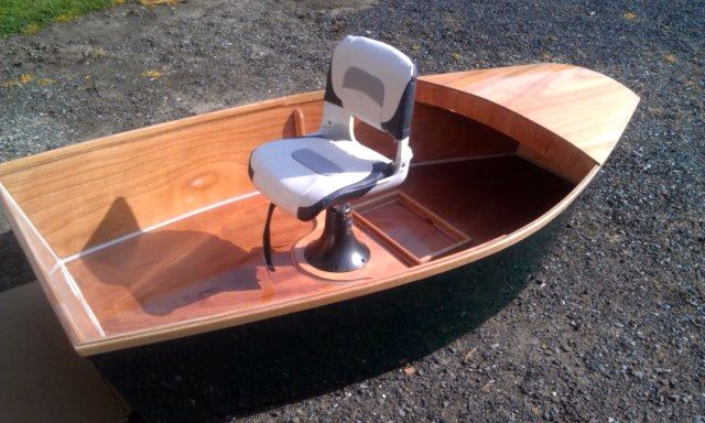 Beautifully made Port Ludlow pram | Small Wooden Watercraft | Pinterest | More Boating and Kayak ...