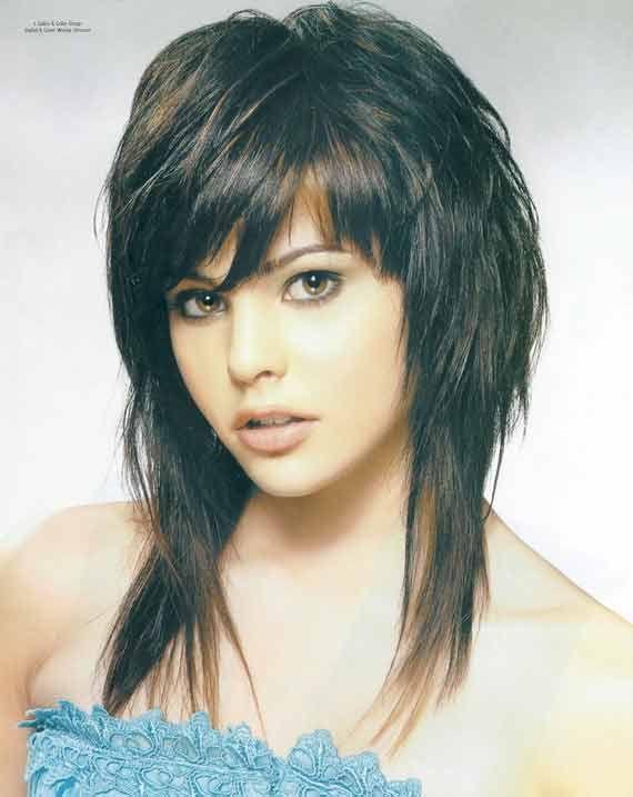 shaggy bob haircut | ... Hairstyle Ideas 2012 | Short - Medium - Long Hairstyles and Haircuts