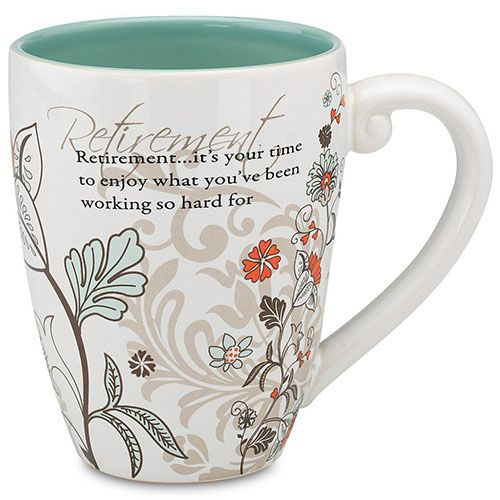 Pavilion Mark My Words Retirement Mug | Retirement Gifts For Women, Her, Mom, Sister, Mother, Aunt