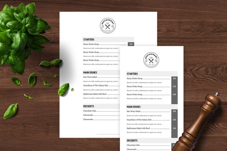 Excited to share the latest addition to my #etsy shop: Menu Template, Restaurant Menu, printable menu, editable menu, Word Menu, Google Doc Menu http://etsy.me/2zn1gTs #art #print #digital #restaurantmenu #menutemplate #easyupdate #menu #editablemenu #printablemenu