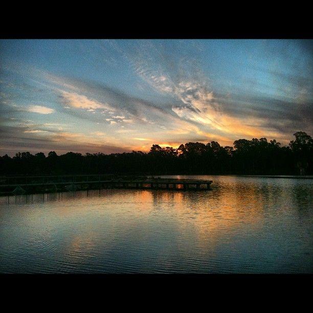 Shepparton's Victoria Park Lake