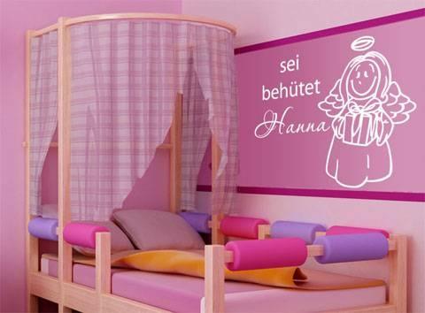 ideen kinderzimmer wandgestaltung logo pinterest. Black Bedroom Furniture Sets. Home Design Ideas