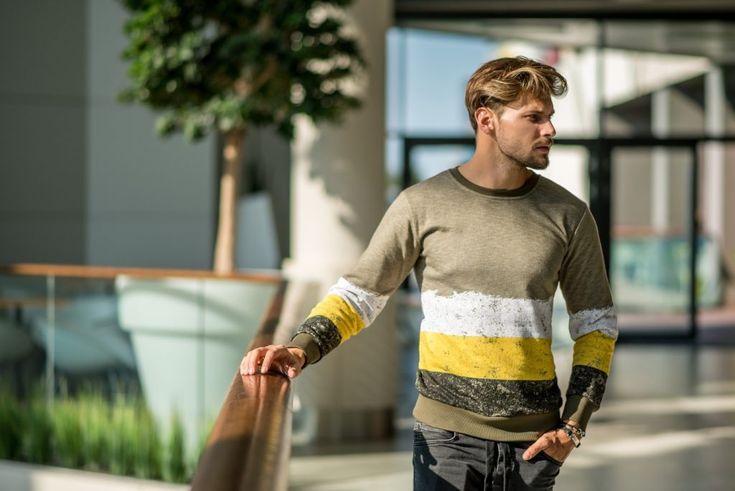 Męski styl casual – wygoda i elegancja