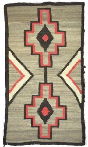 Boho Print Rug   Bohemian Home Decor--  we used to have a navajo rug like this hanging in our dining room. <3