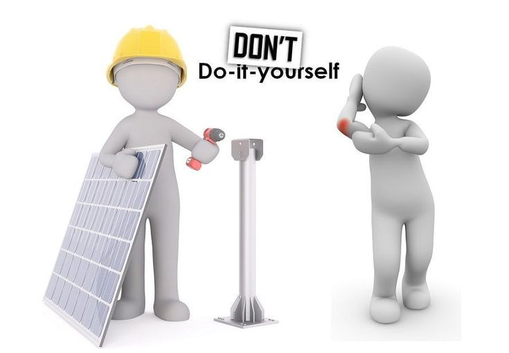 5 REASONS TO NOT BUY DIY HOME SOLAR PANEL KITS #diy #doityourself #solar #solarpanels #solarEnergy #solarpower #DIYSolarKits