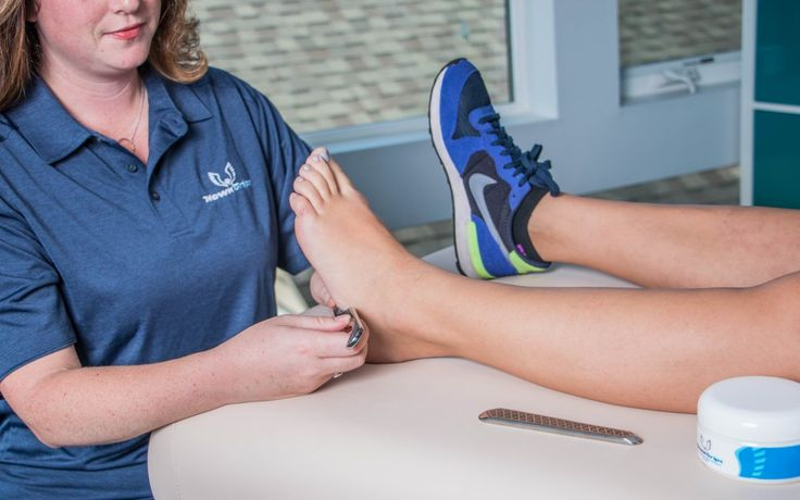 IASTM Treatment Protocol for an Inversion Ankle Sprain