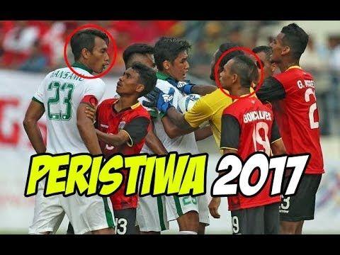 5 PERISTIWA PENTING SEPAK BOLA DUNIA TAHUN 2017 PALING BERSEJARAH - FOUN...
