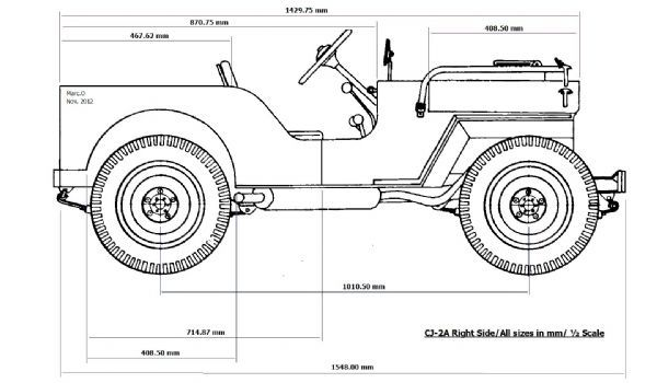 1/2 Scale CJ-2A Project - The CJ2A Page Forums - Page 1