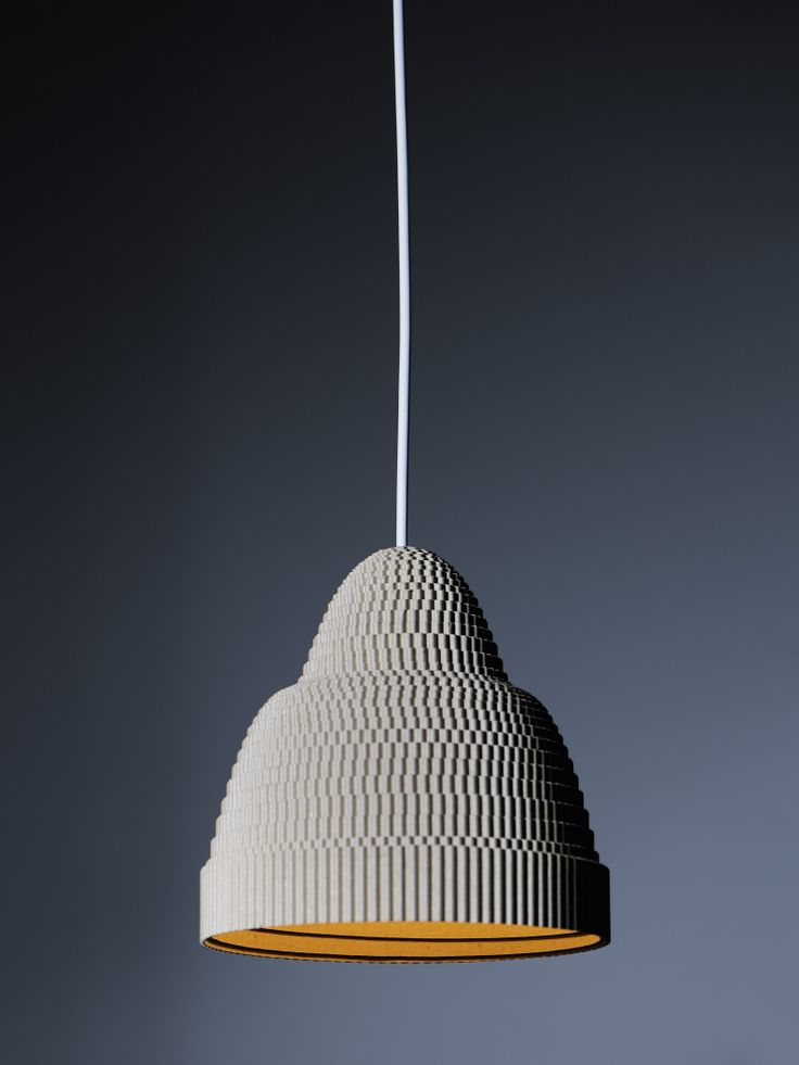 Small pendant lamp by Papercuts