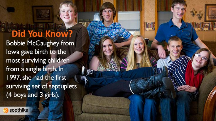 The McCaughey Septuplets #Soothika