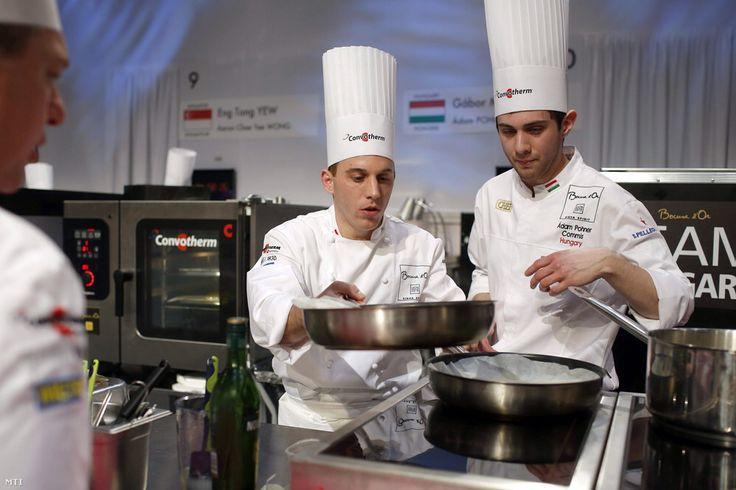 Gasztro verseny, magyar konyha