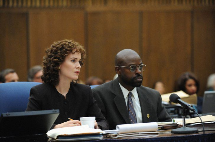 Pin for Later: How Much Does the Cast of American Crime Story Look Like Their Real-Life Counterparts? Sterling K. Brown as Christopher Darden Darden was the assistant prosecutor on the case.