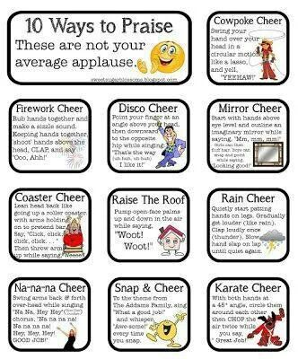 Need to add some if these to my celebration chart!