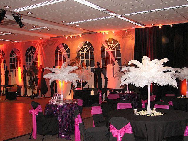 Best 25 jazz theme wedding ideas on pinterest birdcage for 20s party decoration ideas