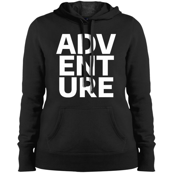 Adventure Hoodie from Munkberry. These shirts are great for everyday, travel, hiking, running, yoga, and active wear for women. Great gift idea for women, ladies, girls.