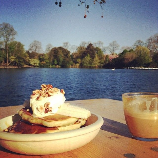 Pancakes on Victoria Park? Don't mind if I do
