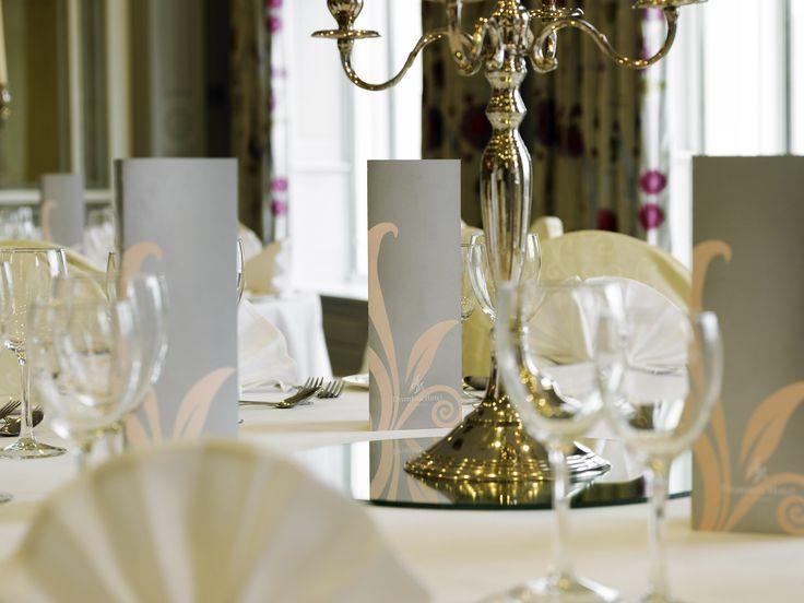 Shelbourne Suite wedding setting