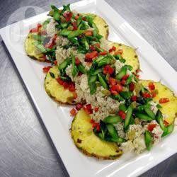 Creamy Curried Brown Rice Salad @ allrecipes.com.au