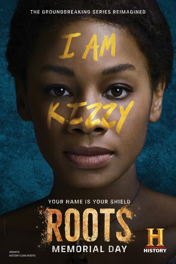 "Roots (2016) "" I am Kizzy."""