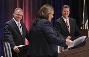 Debate moderators announced: Crowley is first woman presidential debate moderator in 20 years - The Washington Post
