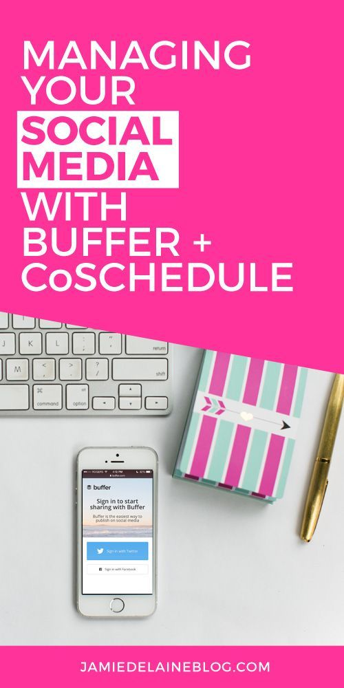 Managing Your Social Media With Buffer and CoSchedule: a complete guide to scheduling posts and creating a content schedule. Very helpful! REPIN to keep handy! http://jamiedelaineblog.com/post/25898/manage-your-social-media-with-coschedule-and-buffer/
