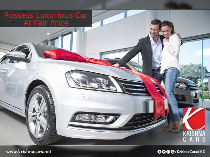 Possess Luxurious Car at Fair Price  Choose from a wide range of pre-owned Car maintained in a top-class condition at Krishna Cars. Krishna Cars takes pride in offering our clients Car of all brands such as Honda, Maruti, BMW, Mercedes, Toyota, Volkswagen. Clients can choose a car according to his preference, liking and budget. No matter what car he chooses, he will get a second hand car maintained in first-rate condition.  #UsedCarsinAhmedabad #secondhandcarsinAhmedabad…