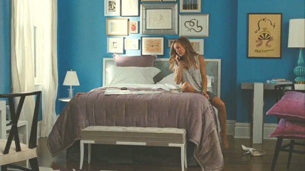"""Color, Carrie and Big's Apartment in """"Sex and the City 2″"""