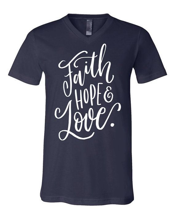 Cute Christian Shirt - Jesus Shirt - Christian Tee - Christian Clothing…