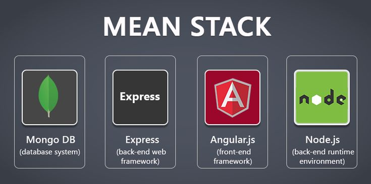 MEAN Stack is more efficient to develop Mobile & Web API.