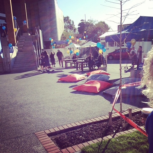 "@masseyuni's photo: ""#openday #wellington #masseyuni"""